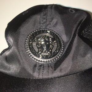 4d4c8ee2bef Versace Accessories - Versace baseball cap black unisex